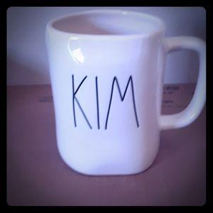 Rae Dunn LL KIM Mug